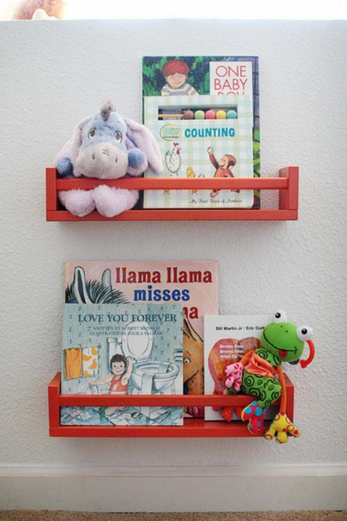 Coole originelle einrichtungsideen schaffen sie ordnung for Kids room hooks