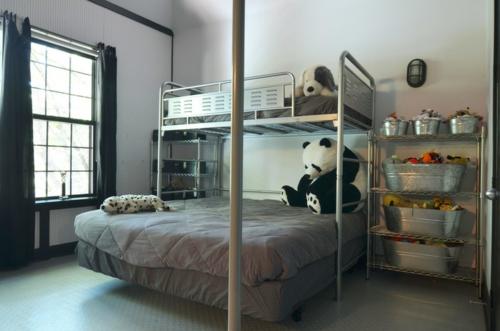 aufbewahren kinderzimmer einrichtungsideen cool schlafzimmer