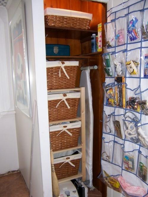 aufbewahren korb toiletten utensilien einrichtungsideen