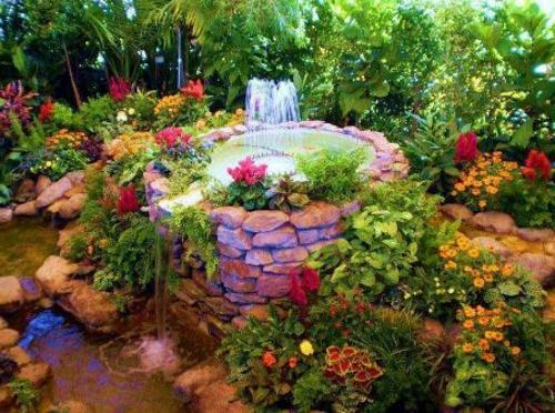 Ausgefallene Gartendeko - 15 Reizende Ideen Für Ihre Gartengestaltung Gartendekoration Mit Reifen