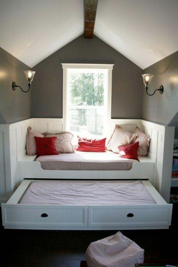 Bett Mit Ausziehbett Finest Bett Luxus Bett Mit Ausziehbett