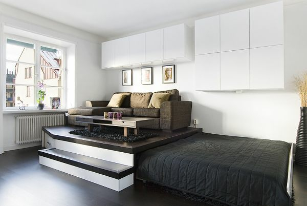 Das ausziehbett clever und platzsparend wohnen for Jugendzimmer platzsparend einrichten
