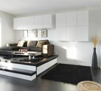 Bett Platzsparend das ausziehbett clever und platzsparend wohnen