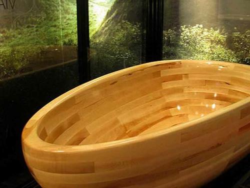 badewannen-holz-idee-design-badezimmer