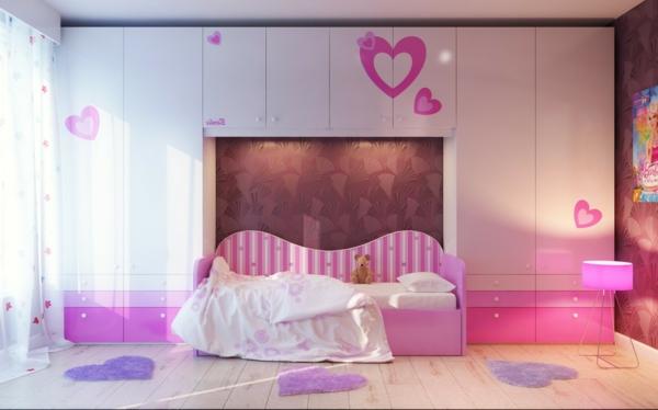 Kleiderschrank f rs kinderzimmer aussuchen trendy wohnideen - Barbie kinderzimmer ...