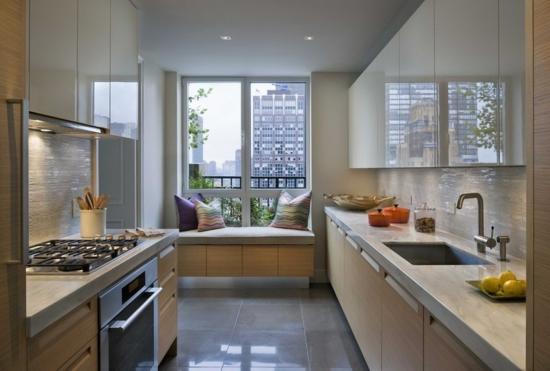 coole einrichtungsideen stadtwohnung einrichten küche