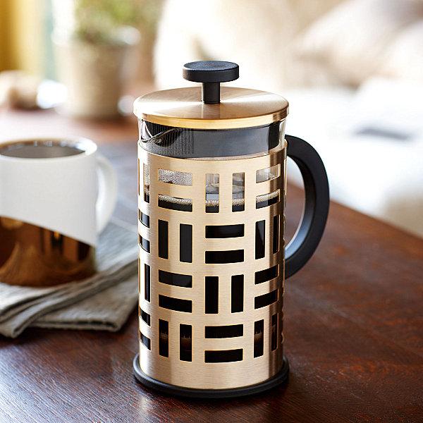coole wohnaccessoires aus blech und glas kaffeedrücker