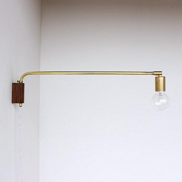 coole wohnaccessoires aus blech und glas wandlamp
