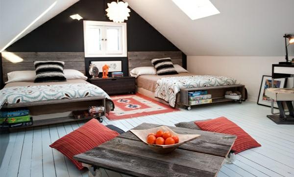 couchtisch aus europaletten selber machen 15 kreative bastelideen. Black Bedroom Furniture Sets. Home Design Ideas