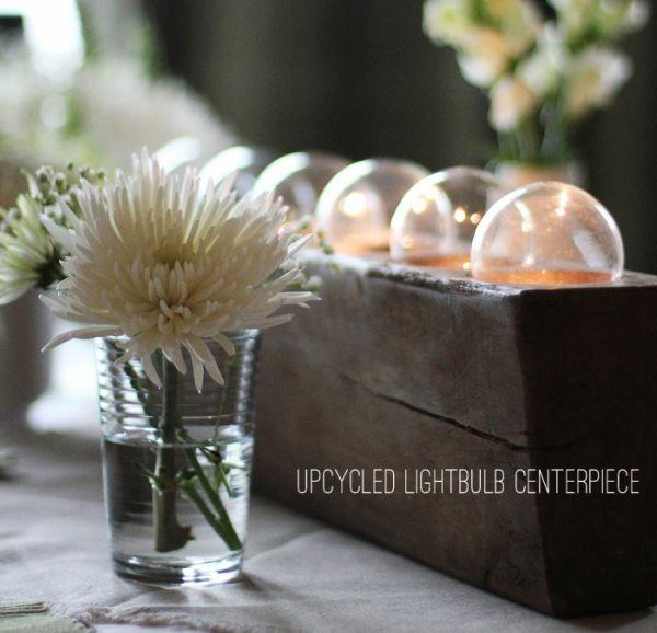 dekoration glas blumen