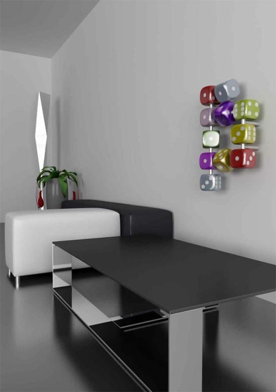 designheizk rper in verschieden formen und farben. Black Bedroom Furniture Sets. Home Design Ideas