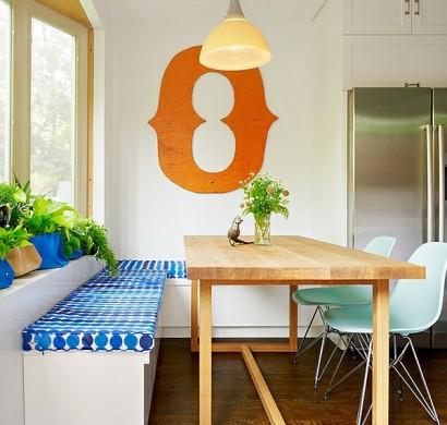50 einrichtungsideen f r kleine esszimmer. Black Bedroom Furniture Sets. Home Design Ideas