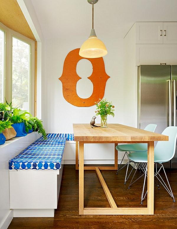 50 einrichtungsideen f r kleine esszimmer for Wohnzimmer quadratmeter