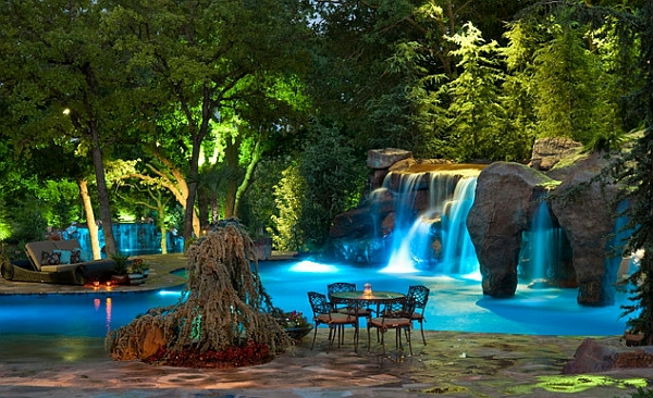 garten mit pool - die beste lösung für die heißen sommertage,