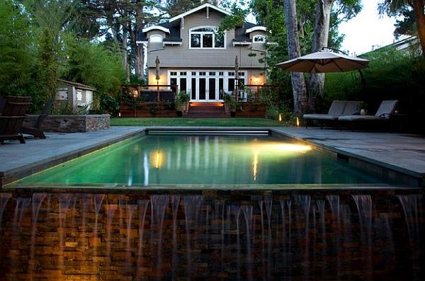 garten mit pool - die beste lösung für die heißen sommertage, Best garten ideen