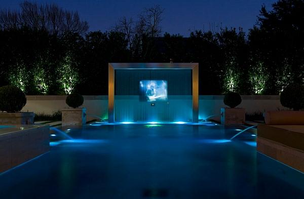garten mit pool die beste l sung f r die hei en sommertage. Black Bedroom Furniture Sets. Home Design Ideas