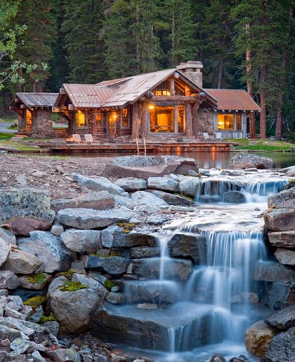 Garten Mit Pool - Die Beste Lösung Für Die Heißen Sommertage Wasserfalle Fur Den Garten