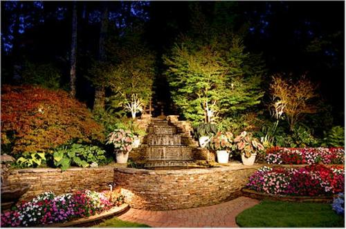 Gartenbeleuchtung, die Ihren Außenbereich neues Leben einhauchen wird