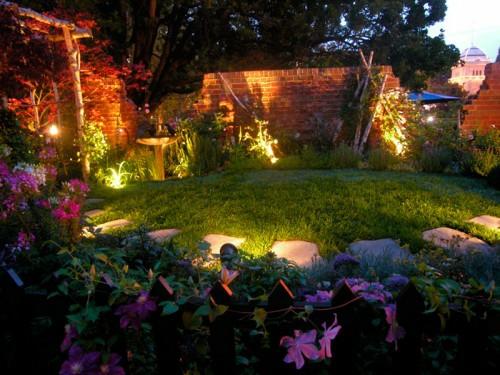 Gartenbeleuchtung Ideen gartenbeleuchtung die ihren außenbereich neues leben einhauchen wird