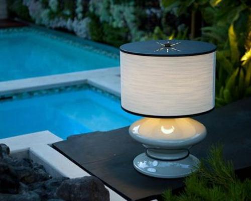 gartenbeleuchtung tipps ideen außenleuchte stehlampe