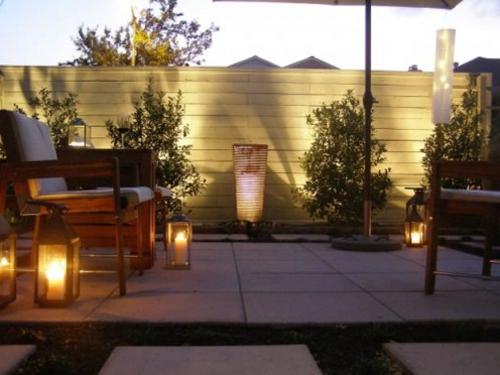 gartenbeleuchtung tipps ideen leuchte gardenlounge