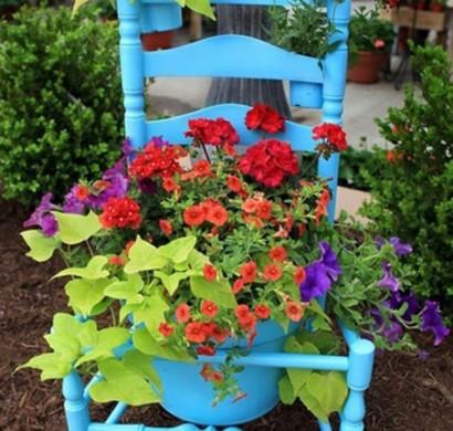 Gartendekoration selber machen - 20 spezielle Dekoideen ...