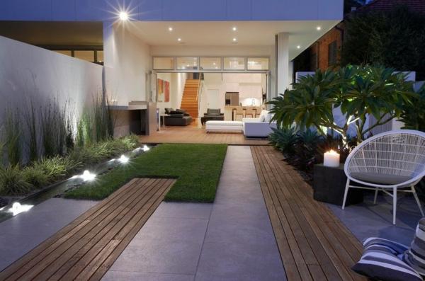 gartengestaltung und landschaftsbau, inspiriert von henri matisse,