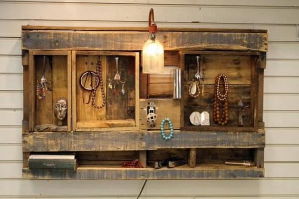 DIY Möbel aus Europaletten selbst basteln DIY ideen blickpunkt