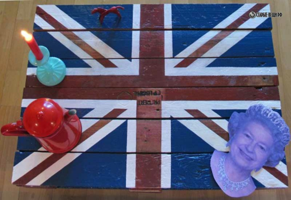 holz paletten möbel selbst basteln DIY ideen englisch