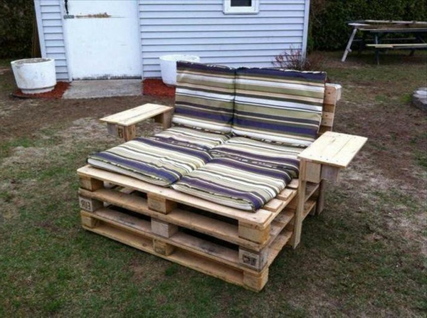 ▷ 1001+ ideen für diy möbel aus europaletten - freshideen - Mbel Aus Holz Selber Bauen