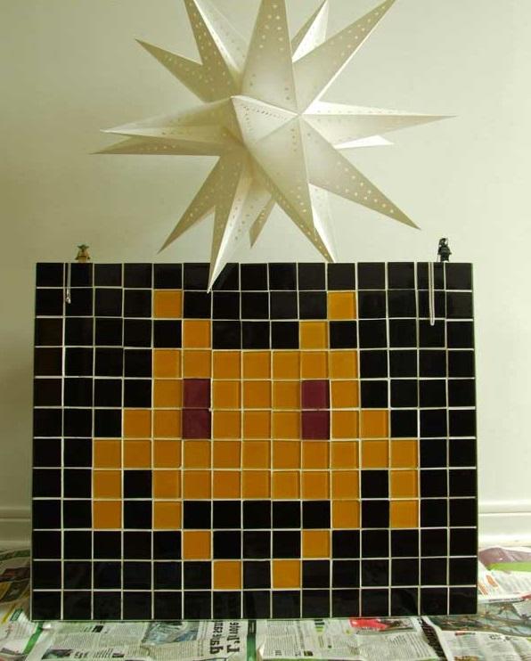 holz paletten möbel selbst basteln DIY ideen wandgestaltung kunst