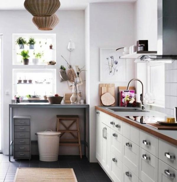den passenden ikea küchenschrank für ihren stil aussuchen - Offene Küche Ikea