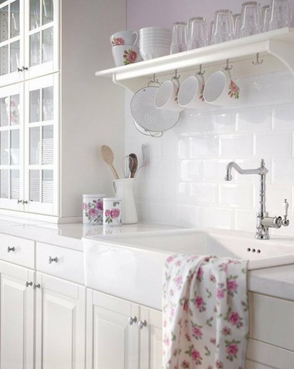 ikea küchenschrank waschbecken besteck tassen
