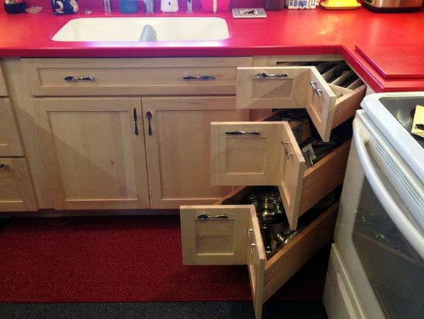 küche möbel eckengestaltung