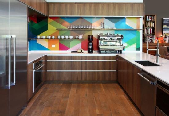 kuchengestaltung mit farbe 20 ideen tricks – topby, Kuchen