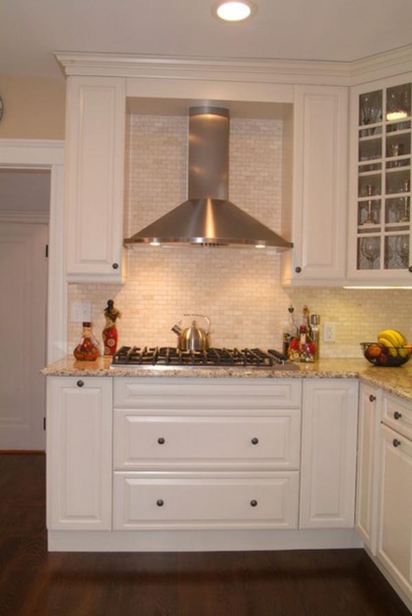 küchenrückwand absauger obst