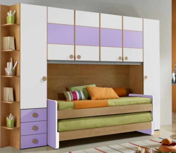 kinderbett mit ausziehbett good flexa x x with kinderbett. Black Bedroom Furniture Sets. Home Design Ideas