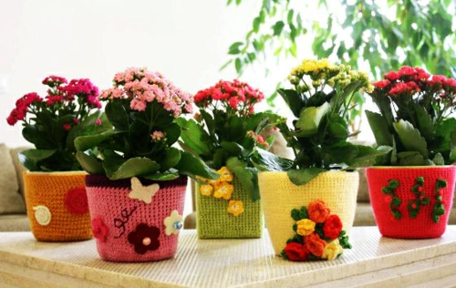 Kreative Blumentöpfe - 11 Coole Ideen Für Die Dekoration Ihrer Blumen Originelle Blumentopfe Selbst Gemacht