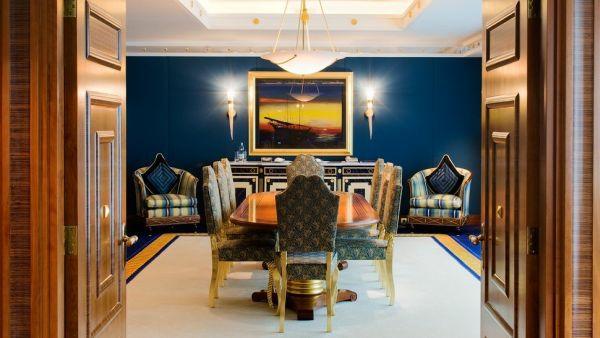 luxus hotelzimmer burj al arab