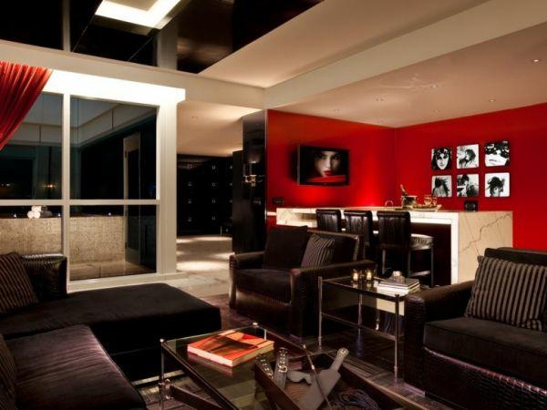 luxus hotelzimmer hard rock