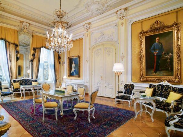 luxus hotelzimmer hotel vienna