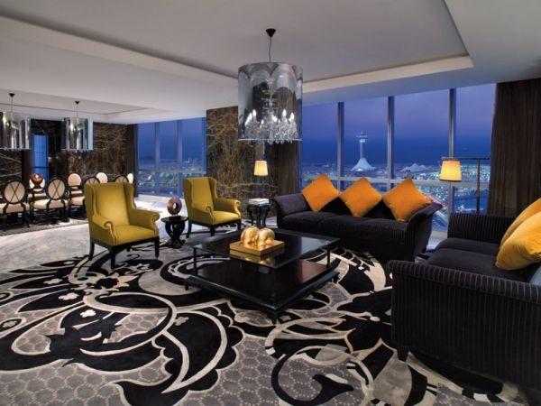 luxus hotelzimmer in abu dhabi