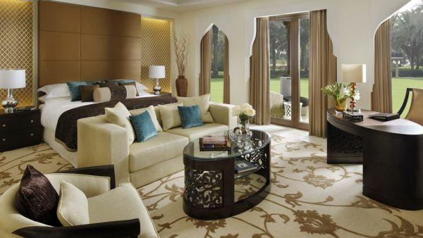 luxus hotelzimmer the palm dubai