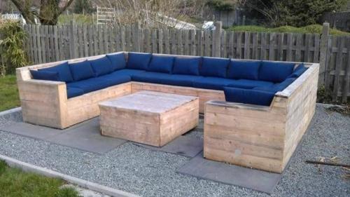 Möbel aus Paletten - 33 wunderschöne, kreative Ideen für ...