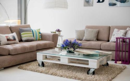 Außergewöhnlich Kreative Möbel Aus Paletten .