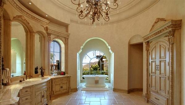 Badezimmer Designs badewanne inspiration