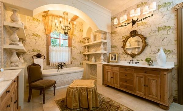 15 mediterrane badezimmer designs, Hause ideen