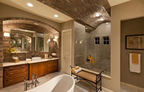 badezimmer mediteran, 15 mediterrane badezimmer designs, Design ideen