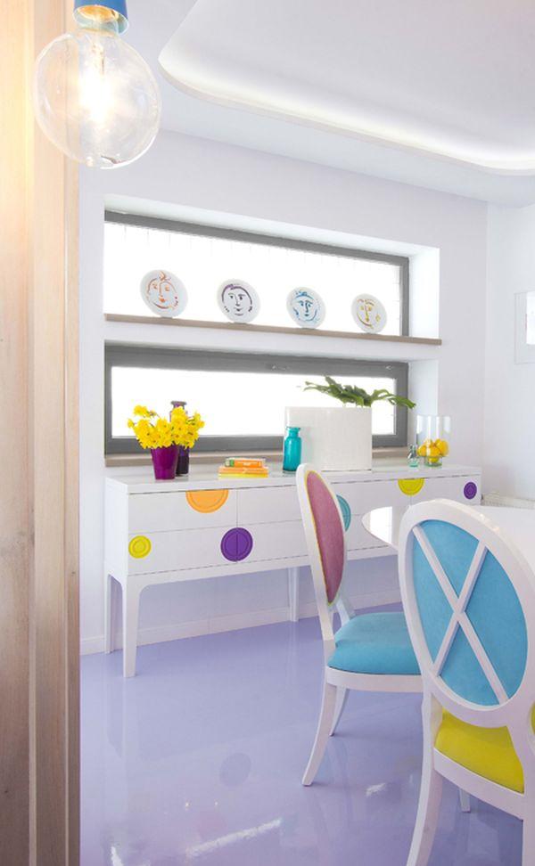 modernes apartment mit lebendiger farbpalette nicola katrib pastellfarben