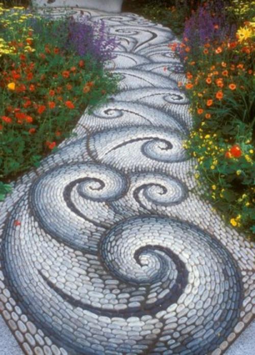 Orientalische Mosaik Tapete : Mosaik In Stilvoller Farbe Zu Wohnraumgestaltung Pictures to pin on